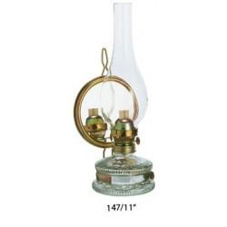 Petrolejová lampa se zrcadlovým reflektorem 11'''