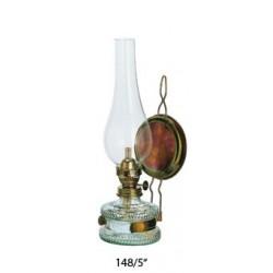 Petrolejová lampa s patentním reflektorem 5'''