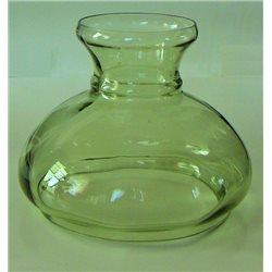 Stínítko 16 cm vysoké (zelené sklo)