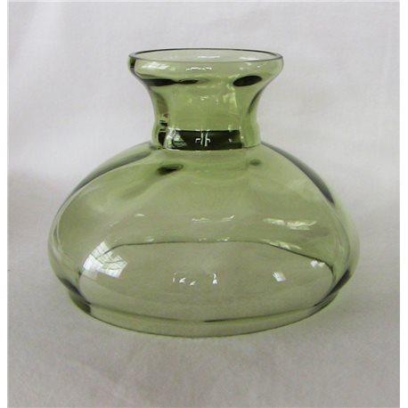 Stínítko 19 cm, vysoké (zelené sklo)