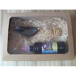 Dárkové balení Aladinovy lampy s čirým lampovým olejem