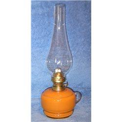 Petrolejová lampa 8''' (medová bazenka)