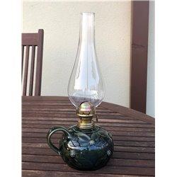 Petrolejová lampa 8''' (keramická bazenka)