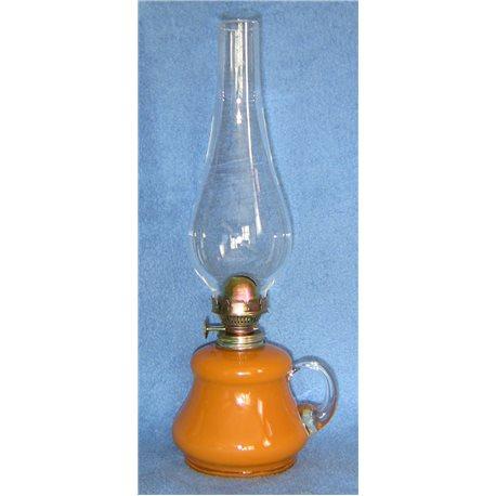 Petrolejová lampa 8''' (medový zvonek)