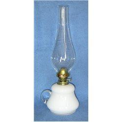 Petrolejová lampa 8''' (bílý zvonek)