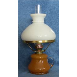 Petrolejová lampa Chanson