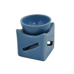 Keramická aromalampa (modrá)