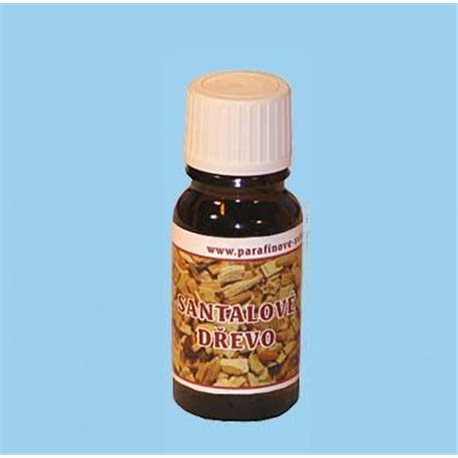 Vonný olej Santalové dřevo