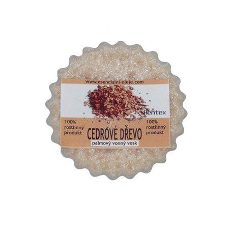 Vonný vosk Cedrové dřevo
