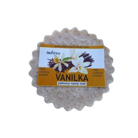 Vonný vosk Vanilka