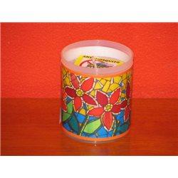 Svíčka repelentní Citronela (mozaika 007)