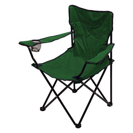 Kempingová židle Bari zelená