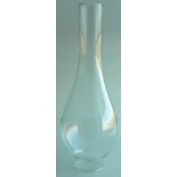 """Skleněný cylindr 8"""" (spodní Ø 4,2 cm)"""